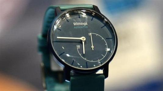 Withings发布了其首款后诺基亚智能手表