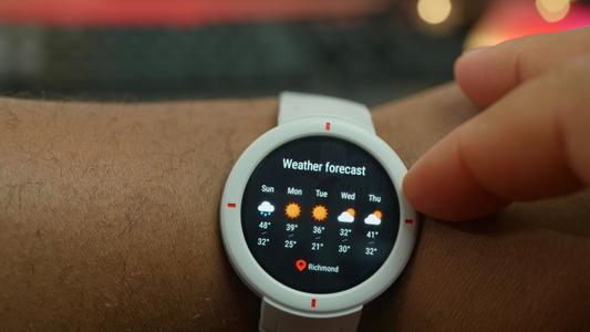 Amazfit Verge Lite评测 您需要的智能手表