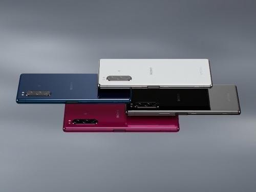 索尼Xperia 5动手:较小的一个