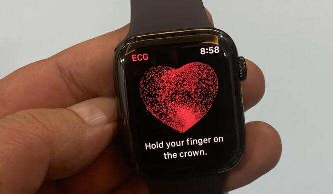 Apple Watch Series 5拆箱和第一印象 腕上的守护天使