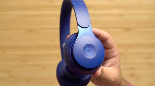 苹果的新Beats Solo Pro耳机动手实践