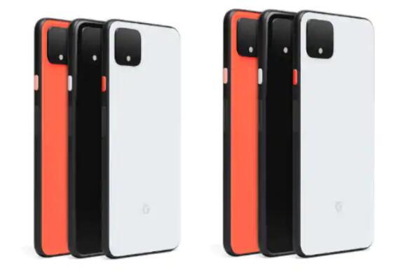 Google Pixel 4 vs Pixel 4 XL:这是所有与众不同的地方