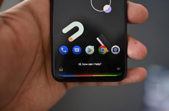 所有旧款Pixel手机都具备所有智能 新的Pixel 4功能