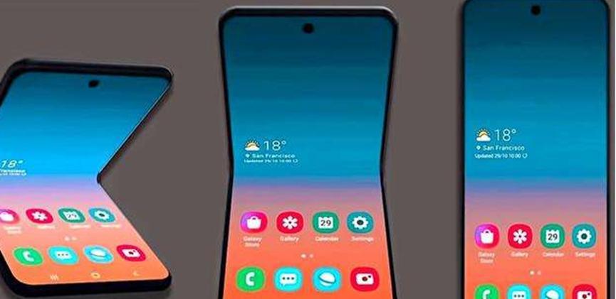 是Galaxy Bloom三星的新款可折叠手机吗?