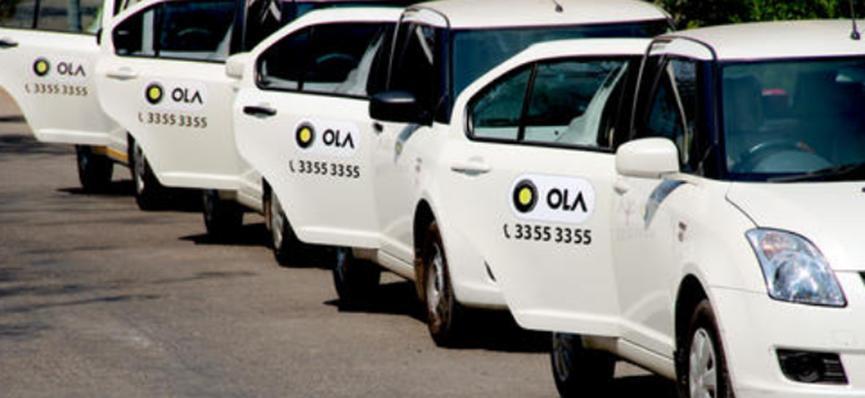 Ola将于2月10日在伦敦推出乘车服务