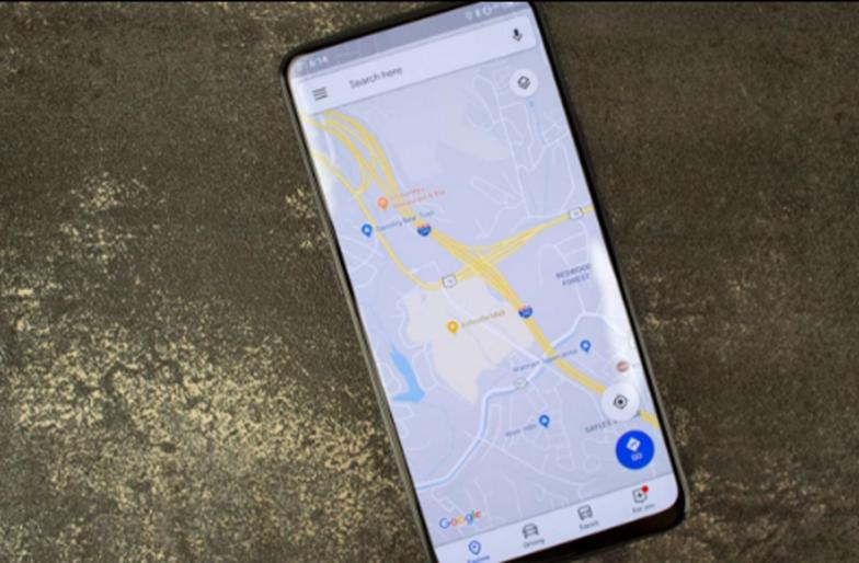Google Maps在新的更新中获得了新颖的设计:图标和功能