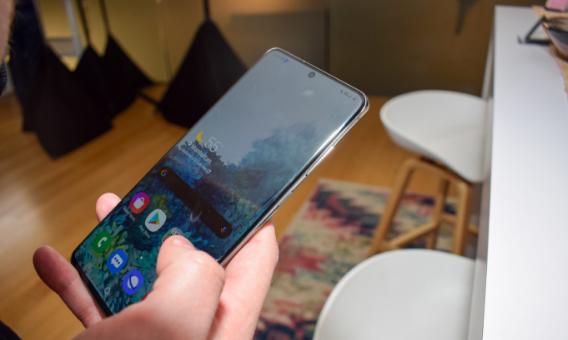 您可以在下周从T-Mobile预订Galaxy S20系列