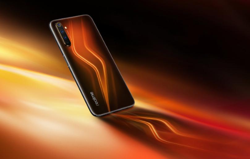 新的Realme 6为175美元的手机带来90Hz显示屏
