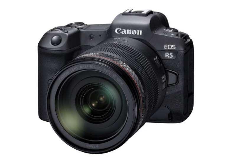 佳能确认它的8K EOS R5相机不是``幻想