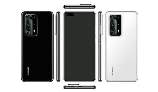 华为P40系列旗舰智能手机将于4月8日在中国上市
