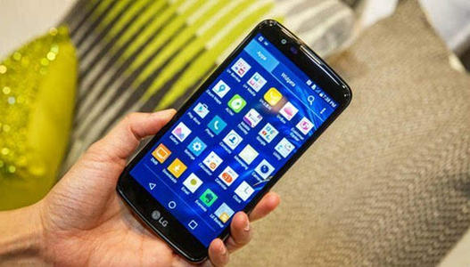 即将推出的LG智能手机将采用新的极简设计语言