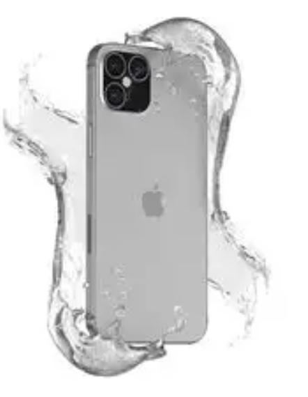 iPhone 12 CAD渲染图显示了iPad Pro的设计