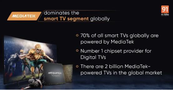 联发科技如何将智能技术带入智能电视