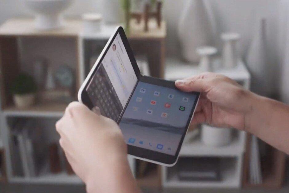 据报道,微软Surface Duo将会配备老化的芯片组,6GB RAM和11MP摄像头