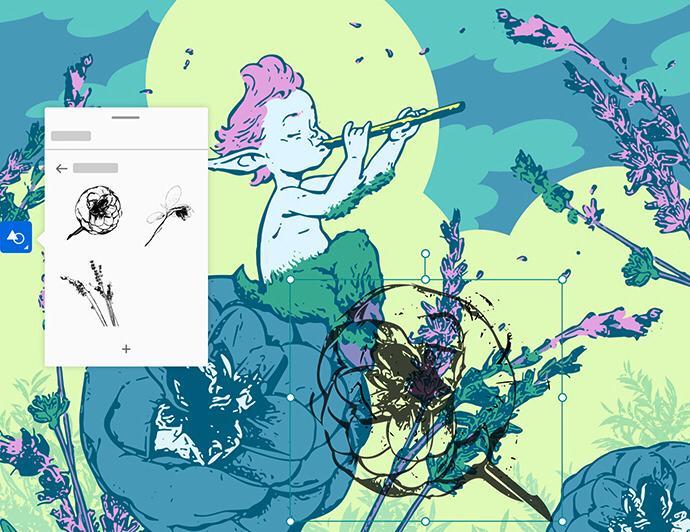 Adobe发布了适用于iPad的Fresco和Photoshop的新版本
