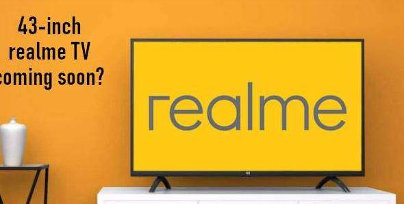 Realme电视机遥控器含有Google Assistant,Netflix和YouTube按键