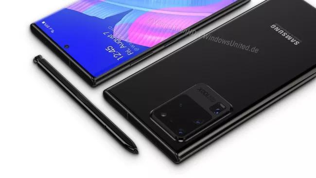 三星Galaxy Note 20 Plus关键规格刚刚确认