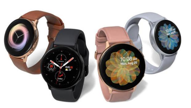 三星计划推出Galaxy Watch 45mm