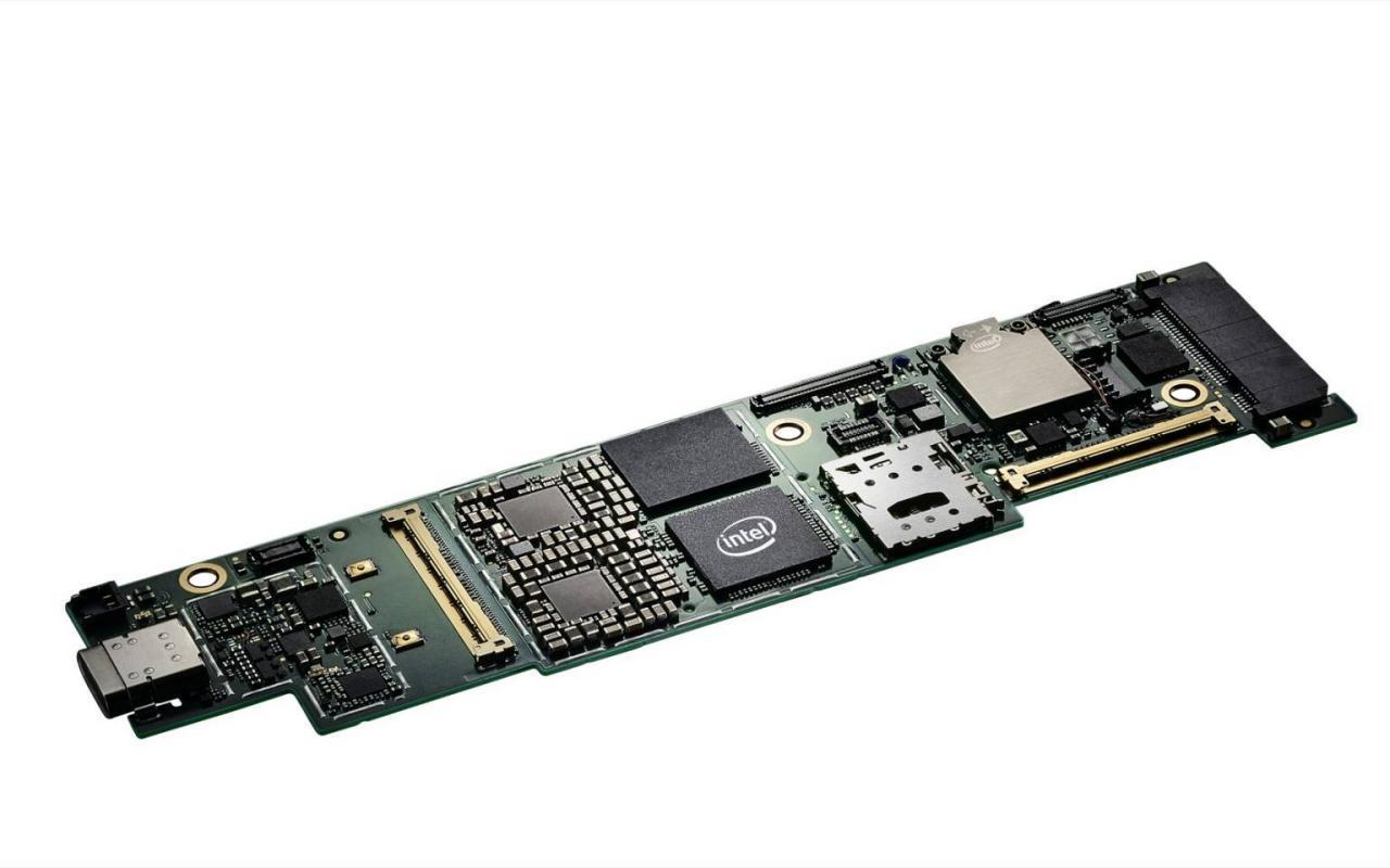 英特尔展示可折叠产品的Lakefield芯片,证明其仍可创新