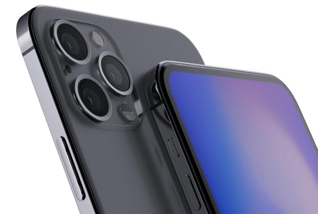 三个显示三后置摄像头的iPhone 12在线出现;不包括iPhone 12 Max