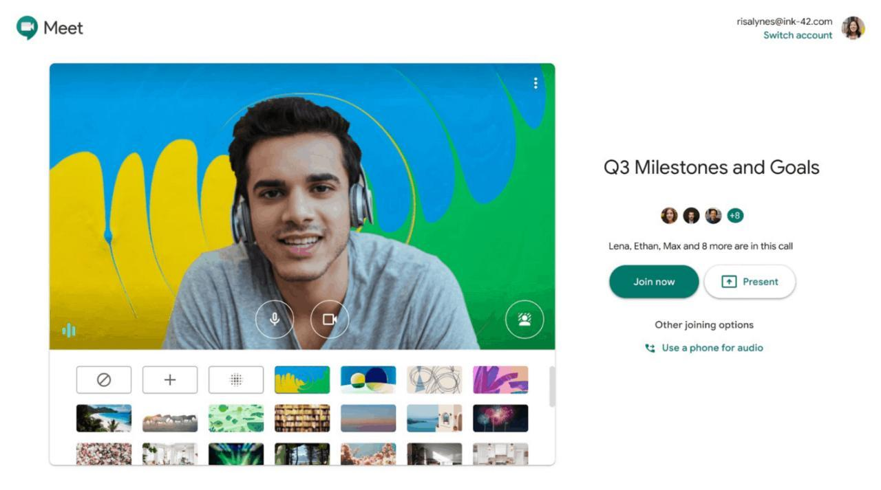 Google Meet将获得Zoom最受欢迎的一些功能