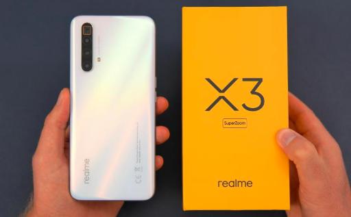 Realme X3,X3 SuperZoom软件更新:6月安全补丁,优化和修复