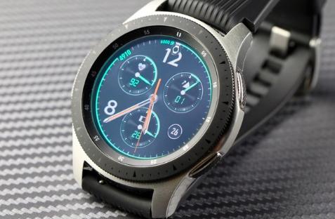 三星Galaxy Watch 3最新曝光
