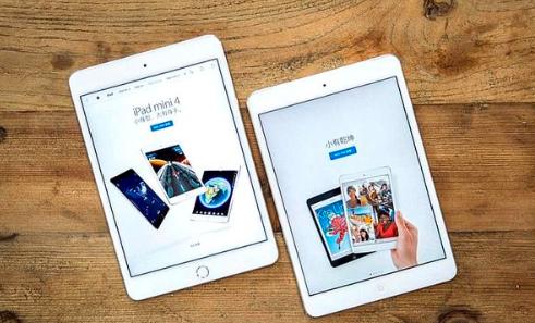 苹果计划推出10.8英寸iPad,8.5英寸iPad Mini