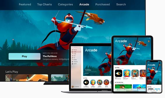 iPhone更改了苹果商场的发展战略,取消了一些游戏的制作