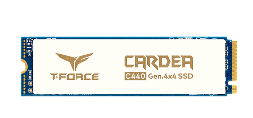 TeamGroup推出T-Force Cardea Ceramic C440 M.2 SSD