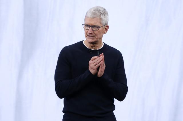 谷歌,苹果,Facebook,亚马逊首席执行官将于7月27日在国会作证