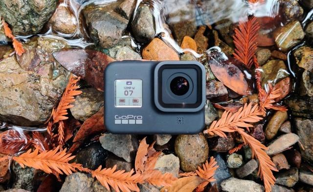 GoPro将Hero 8 Black变成一个广角摄像头