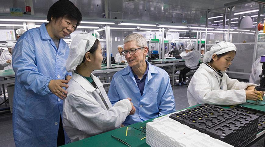 Luxshare收购纬创资资成为苹果在中国大陆的第一家iPhone制造商