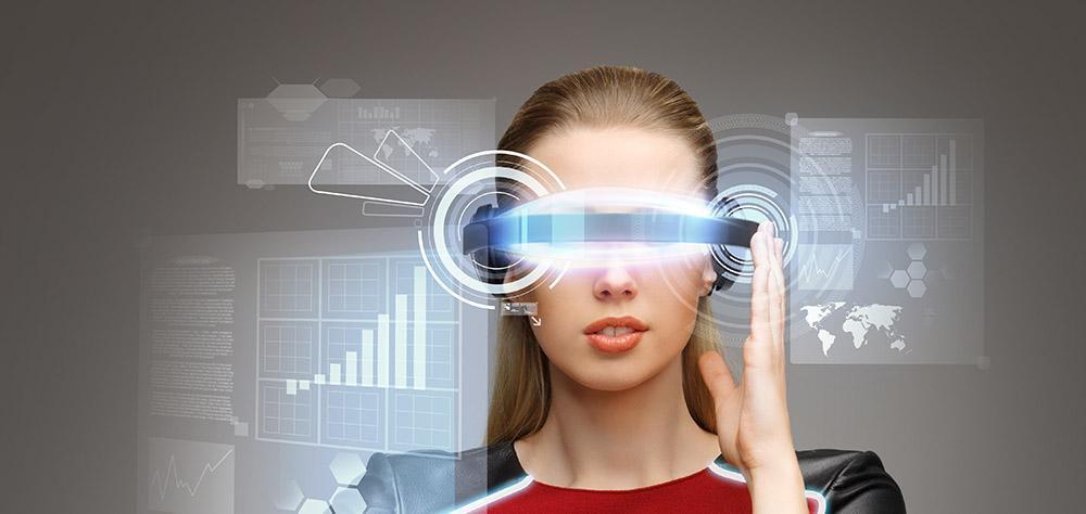 这是苹果眼镜如何通过触摸屏将任何表面变成显示器