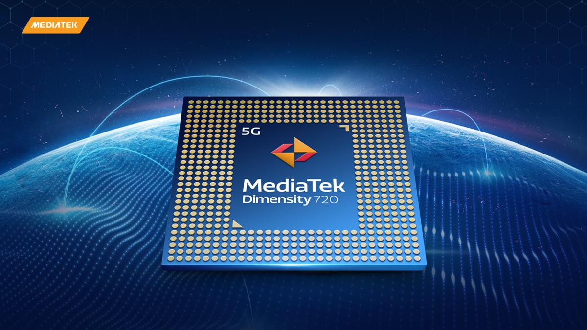联发科技发布面向中端智能手机的Dimensity 720 5G芯片组