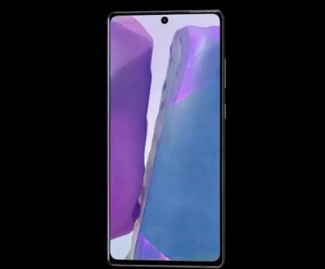 泄漏的规格揭示了三星的常规Galaxy Note 20如何低于Ultra