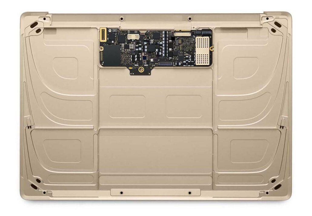 苹果基于ARM的2020年12英寸MacBook漏电的指控电池详细信息