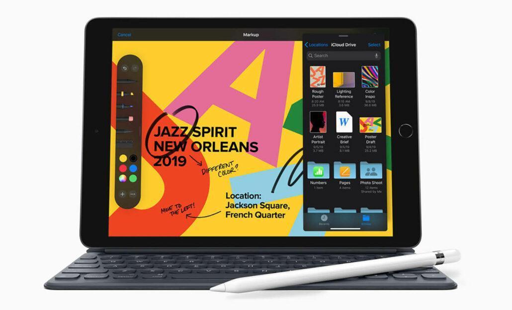 2020 iPad 8将保留与先前版本相同的设计但将升级为A12仿生