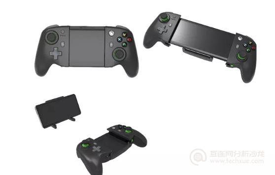 PowerA的支持xCloud的控制器可以在您游戏时为手机充电