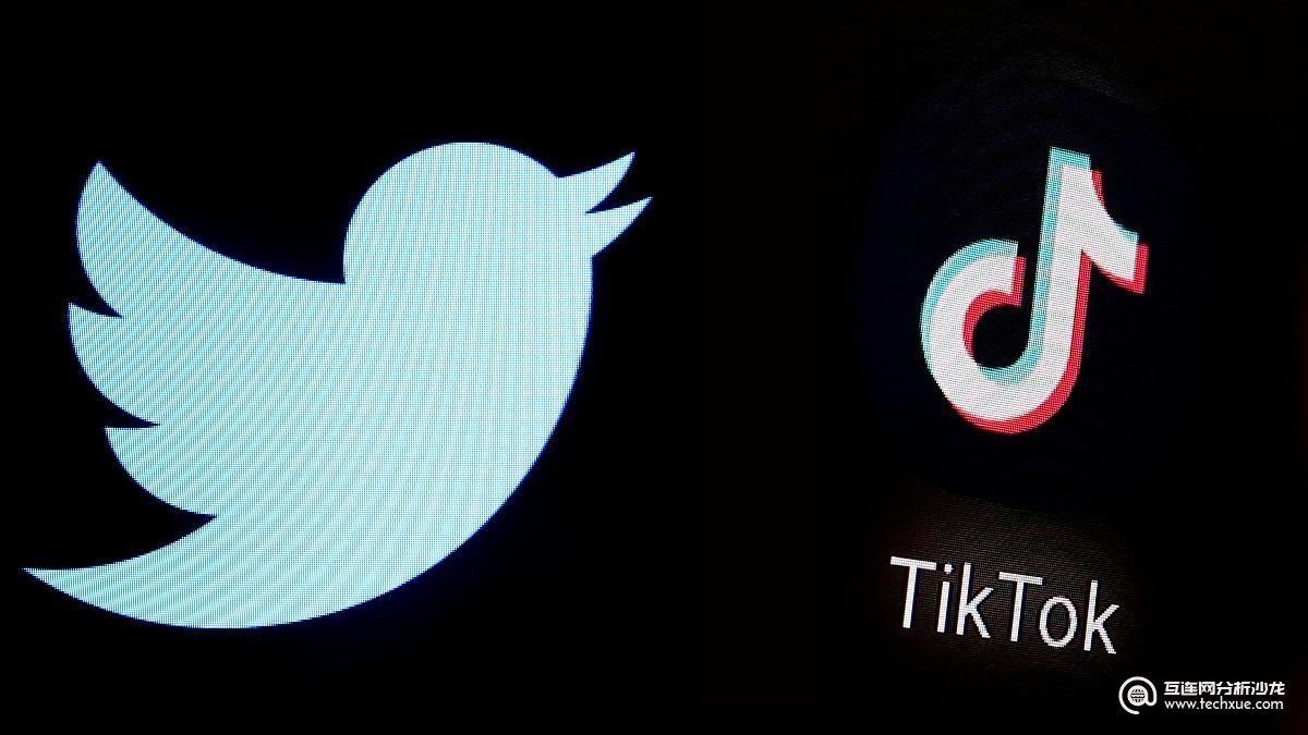 Twitter表示有意收购TikTok在美国的业务