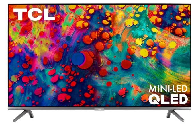 TCL新款650美元的6系列4K电视具有Mini-LED背光并支持120Hz