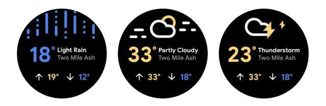 Google的下一个Wear OS更新将带来更快的速度和气象应用程序