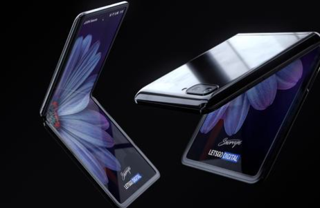 三星的三款新型可折叠智能手机