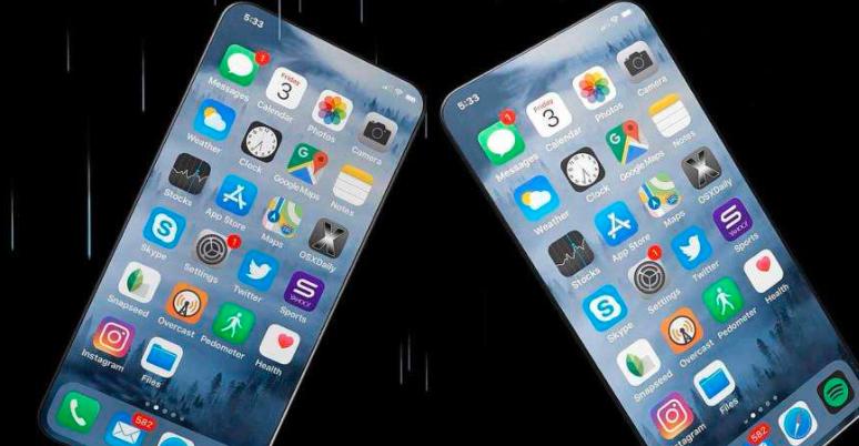 预计秋季苹果将推出新的产品