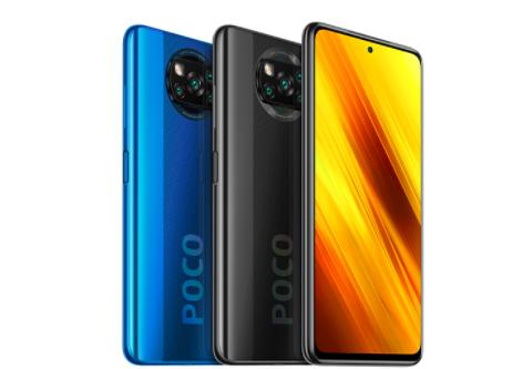 小米的子品牌Poco发布Poco X3