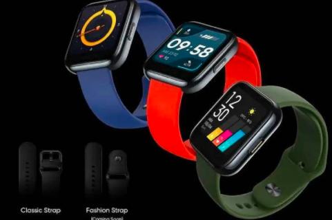 带有圆形显示屏的Realme Watch S Pro即将推出