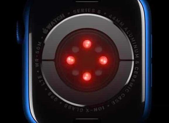 Apple Watch Series 6配备了U1芯片