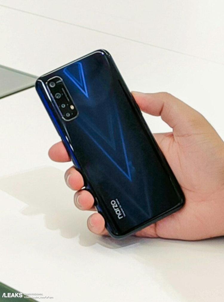 Realme Narzo 20 Pro配备90Hz屏幕和65W充电功能