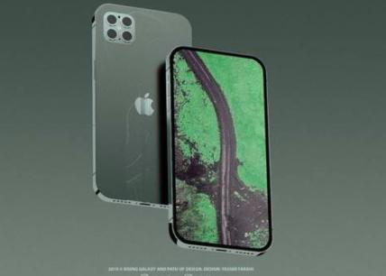 Apple iPhone 12 Pro备有海军蓝的颜色