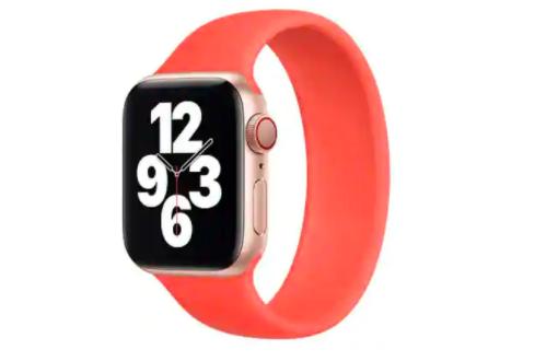如果尺寸不适合您可以只退回Apple Watch Solo Loop无需退回整个设备